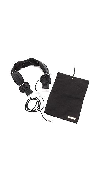 Molami Twine Wrapped Headphones