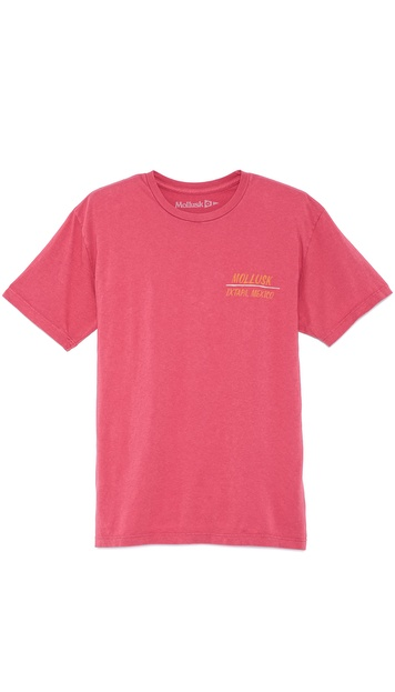 Mollusk Beach Supply T-Shirt