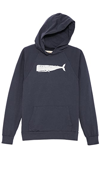 Mollusk Olde Whale Pullover