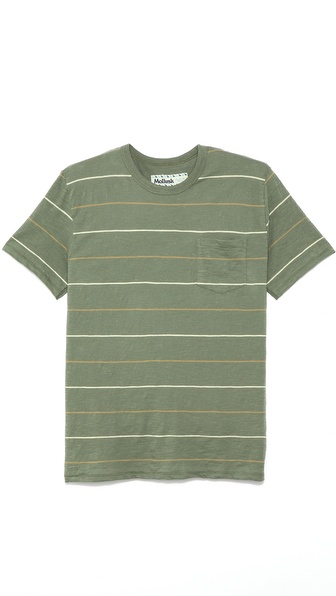 Mollusk Surfer Stripe T-Shirt