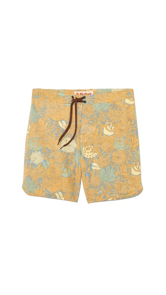 Mollusk Tide Pool Board Shorts