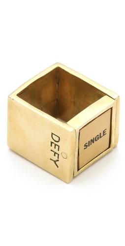 Monserat De Lucca Married Single Ring