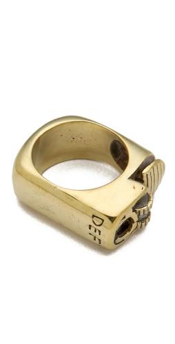 Monserat De Lucca Lighter Ring