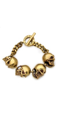 Monserat De Lucca Skull Bracelet