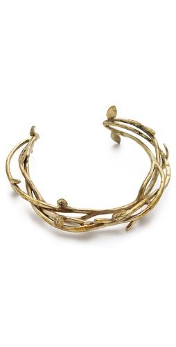 Monserat De Lucca Twisted Vine Bracelet