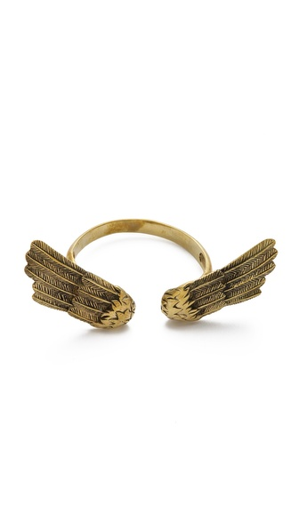 Monserat De Lucca Double Wing Bracelet