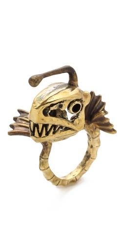 Monserat De Lucca Pisces Ring