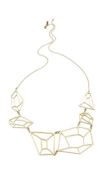Monserat De Lucca 2D Gemstone Necklace