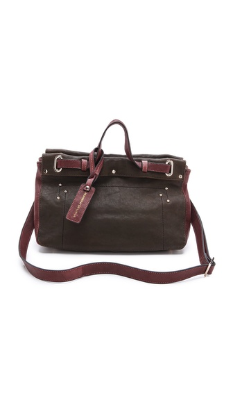 Monserat De Lucca Small Renata Satchel