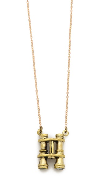 Monserat De Lucca Binocular Necklace