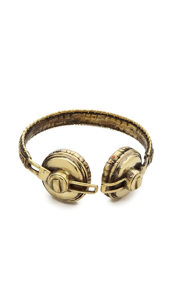 Monserat De Lucca Headphones Bracelet