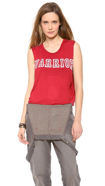 Morning Warrior Warrior Tank