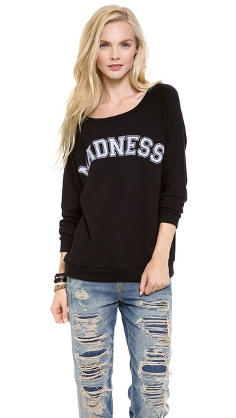 Morning Warrior Madness Sweatshirt