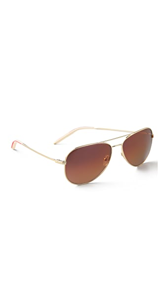 Mosley Tribes Eyewear Raynes Aviator Sunglasses