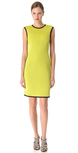Moschino Technical Net Tank Dress at Shopbop.com