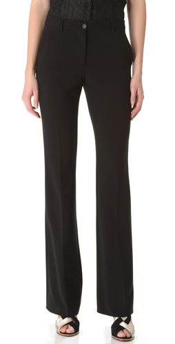 Moschino Crepe Pants at Shopbop.com