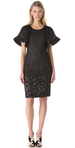 Shop Moschino Bell Sleeve Dress and Moschino online - Apparel,Womens,Dresses,Day, online Store