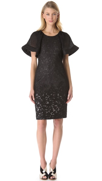 Moschino Bell Sleeve Dress