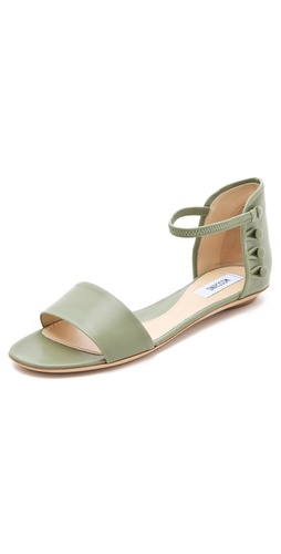 Kupi Moschino Leather Sandals i Moschino cipele online u Footwear, Womens, Footwear, Sandals,  prodavnici online