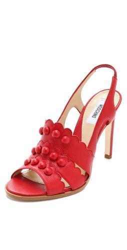 Moschino Detailed Sandals