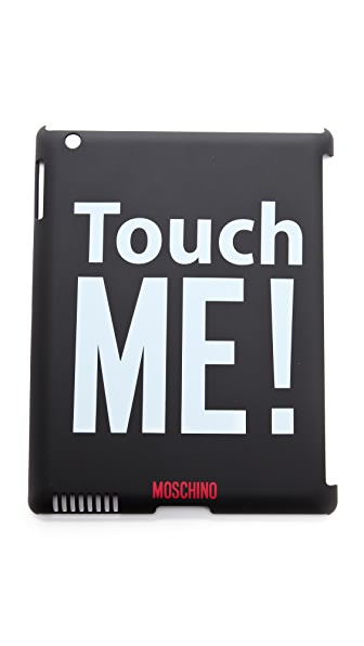 Moschino Touch Me iPad Case
