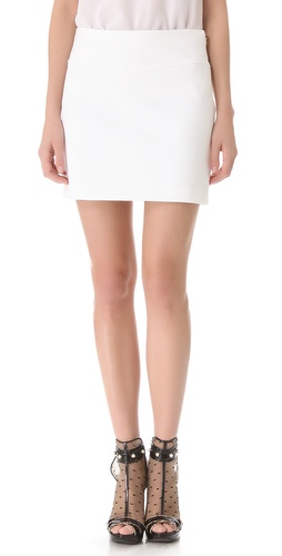 Moschino A Line Skirt at Shopbop.com