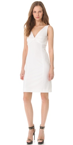 Moschino Bow Bodice Dress at Shopbop.com