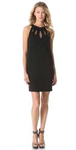 Moschino Teardrop Cutout Dress at Shopbop.com