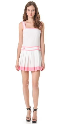 Moschino Piped Tank Dress at Shopbop.com