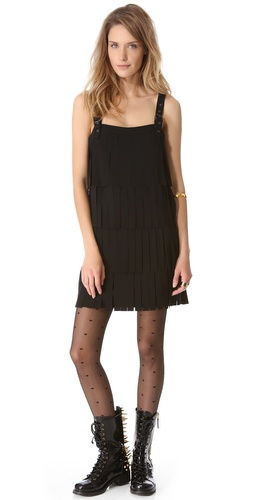 Moschino Cheap and Chic Fringe Dress at Shopbop / East Dane
