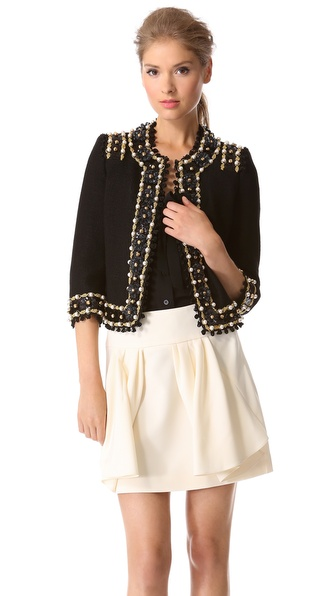 Moschino Embellished Jacket