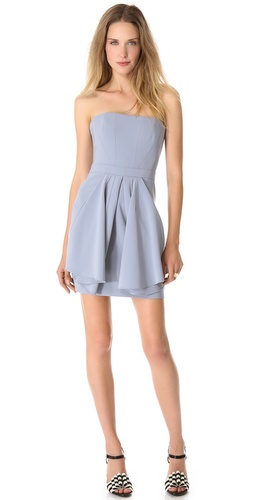 Moschino Strapless Dress at Shopbop / East Dane