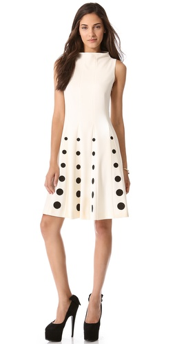 Moschino Sleeveless Crepe Dress at Shopbop / East Dane