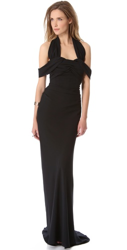 Moschino Sleeveless Gown at Shopbop / East Dane