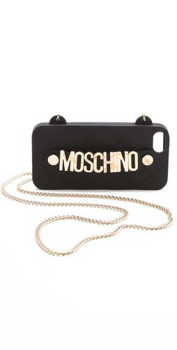 Moschino Purse iPhone 5 Cover at Shopbop.com
