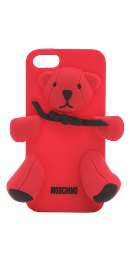 Moschino Bear iPhone 5 Cover at Shopbop.com