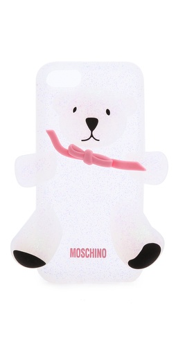 Moschino Bear iPhone 5 Cover at Shopbop / East Dane