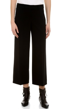 Moschino Cheap and Chic Wide Leg Pants
