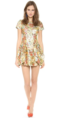 Moschino Short Sleeve Dress at Shopbop / East Dane