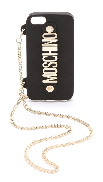 Moschino Moschino iPhone Purse Case