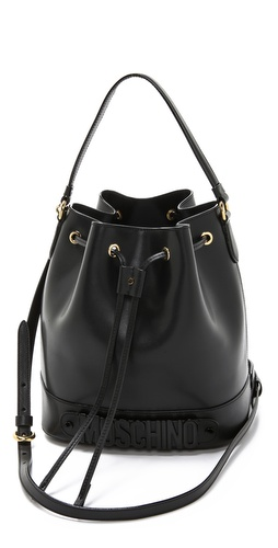 Moschino Bucket Bag at Shopbop / East Dane