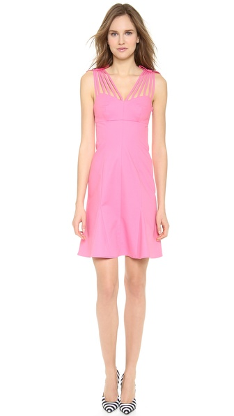 Moschino Cheap And Chic Sleeveless Dress - Pink at Shopbop / East Dane
