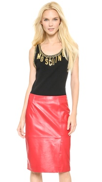 Moschino Sleeveless Top