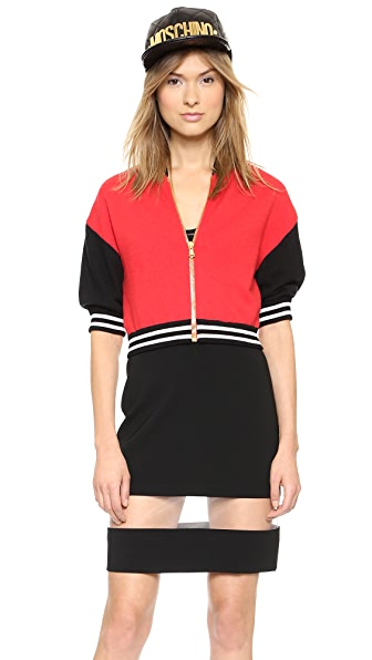 Moschino Moschino Wool Jacket (Multicolor)
