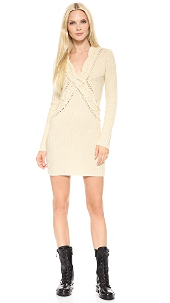 Moschino Cheap and Chic Sweater Dress