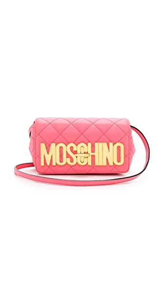 Moschino Moschino Leather Handbag (Multicolor)