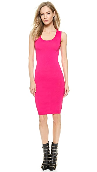 Moschino Moschino Cheap And Chic Sleeveless Knit Dress (Multicolor)