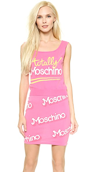 Moschino Moschino Knit Tank Top (Yet To Be Reviewed)