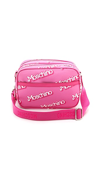 Moschino Moschino Small PVC Bag