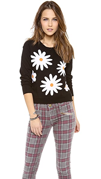 Mother of Pearl Daisy Sweater